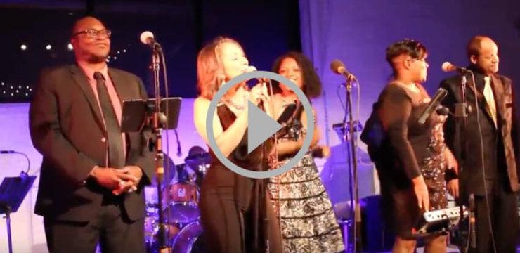 "Chicago Wedding Band – Chicago Catz Performing  ""We Found Love"""